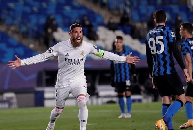 Lịch thi đấu Champions League 25/11: 'Sinh tử chiến' Inter vs Real