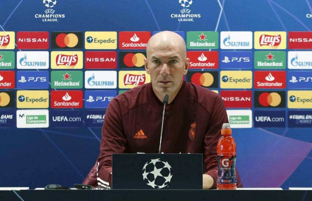 "Zinedine Zidane: ""Real Madrid sẽ thắng Inter Milan"""