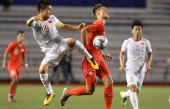 U22 Việt Nam vẫn có thể bị loại dù dẫn đầu bảng B