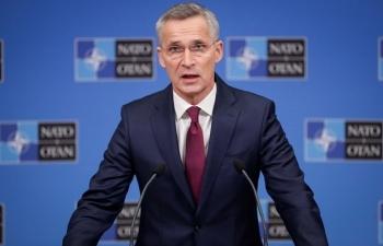 NATO nỗ lực giải quyết tranh cãi với Thổ Nhĩ Kỳ về vấn đề an ninh