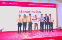 Khách hàng của Agribank trúng giải đặc biệt sổ Tiết kiệm trị giá 1 tỷ đồng