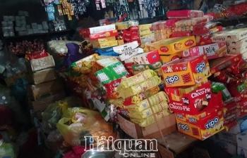 Gần Tết, thị trường bánh kẹo có nguy cơ  bùng phát hàng giả, kém chất lượng