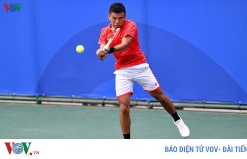 Hoàng Nam vào chung kết, quần vợt Việt Nam có HCV lịch sử ở SEA Games