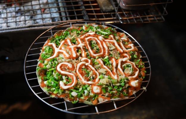 5 quán bánh tráng nướng nổi tiếng nhất Đà Lạt