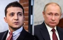 cuoc gap putin zelensky ukraine thap thom nga nem da do duong