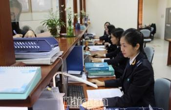 Cục Hải quan Hà Nội sớm cán đích thu ngân sách