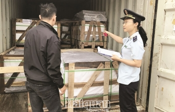 Hải quan Bình Định:  Sẵn sàng cho những chuyến bay quốc tế