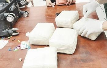 """""""Nóng"""" buôn bán, vận chuyển trái phép ma túy qua cửa khẩu biên giới Tây Ninh"""