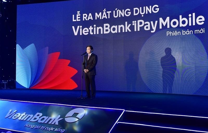 Tận hưởng cuộc sống số cùng VietinBank iPay Mobile phiên bản 5.0