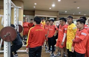 HLV Park Hang Seo nhận tin vui từ Quang Hải, Đình Trọng
