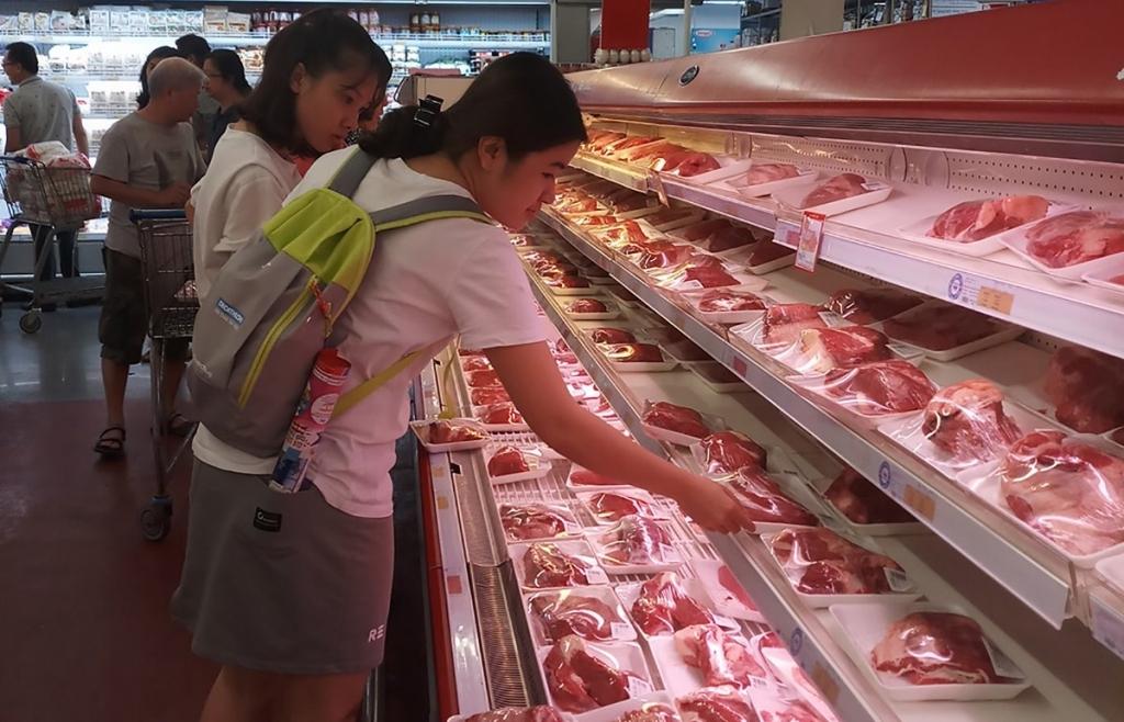 460 doanh nghiệp Mỹ được cấp phép xuất thịt vào Việt Nam