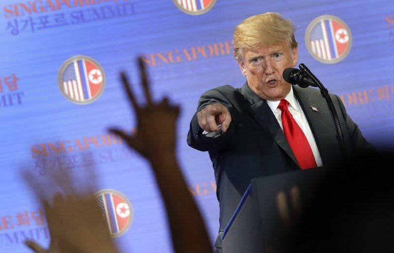 Điều tra luận tội có đe dọa tương lai Tổng thống Trump?