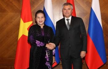 Dư luận Nga đánh giá tích cực kết quả chuyến thăm của Chủ tịch Quốc hội