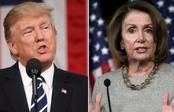 Hạ viện Mỹ bỏ phiếu luận tội, đảng Cộng hòa quyết tâm bảo vệ Trump
