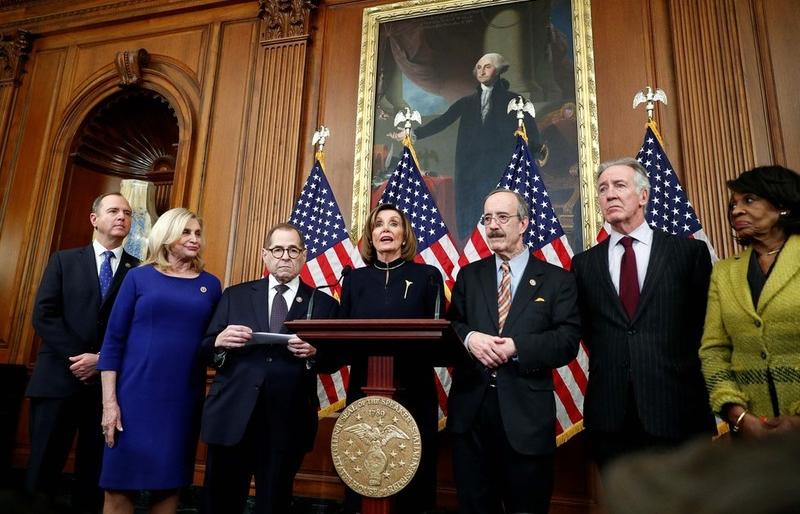 Đảng Cộng hòa vạch chiến lược bảo vệ sau khi Trump bị Hạ viện luận tội