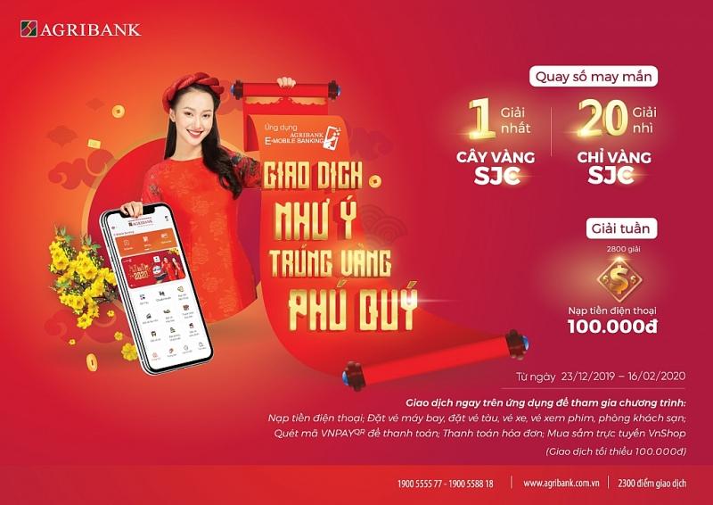 dang ky moi va su dung dich vu agribank e mobile banking co co hoi trung vang