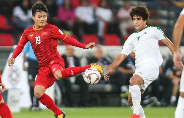 AFC tiếp tục vinh danh Nguyễn Quang Hải