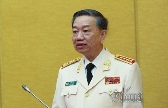 Bộ trưởng Tô Lâm: Ngành Công an sẽ siết chặt kỷ luật, kỷ cương