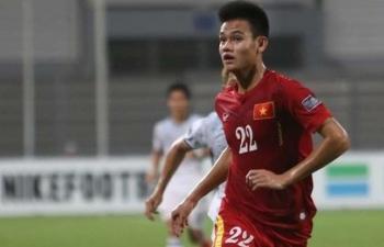Việt Nam mất trụ cột trận ra quân giải U23 châu Á 2020