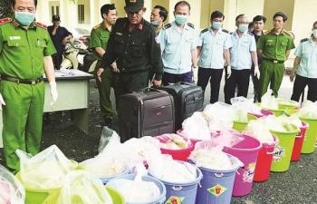 Cảnh báo người nước ngoài núp bóng vận chuyển ma túy
