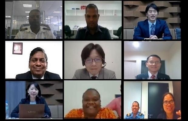 Hội thảo trực tuyến đầu tiên về kiểm tra sau thông quan dành các đảo khu vực Thái Bình Dương