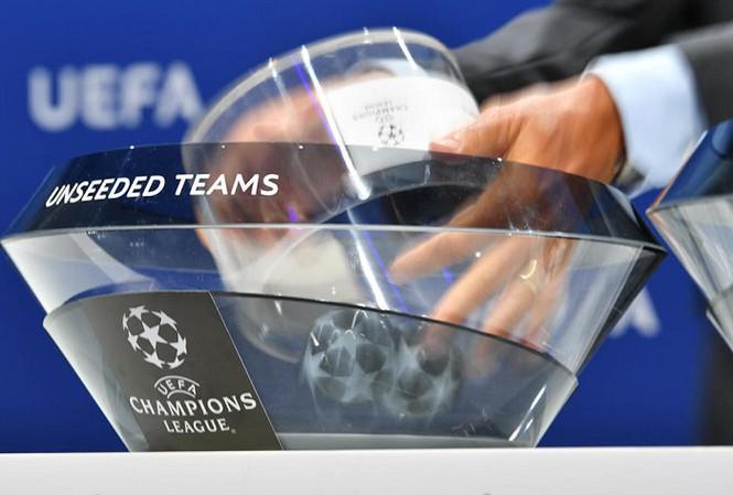Vòng 1/8 Champions League: Barca đối mặt lá thăm khó