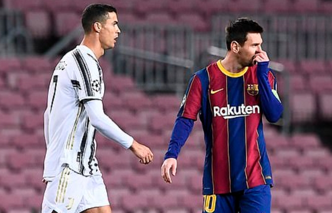 Lộ phiếu bầu của  Ronaldo và Messi ở giải Cầu thủ xuất sắc 2020