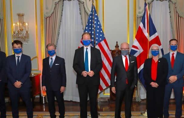 Hoa Kỳ và Vương Quốc Anh ký Hiệp định tương trợ Hải quan