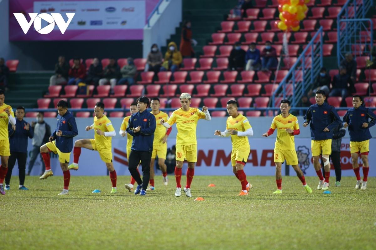 """Những nhân tố """"mới"""" ở ĐT Việt Nam chưa thể đem đến sự an tâm cho HLV Park Hang Seo. (Ảnh: Chi Chi)."""