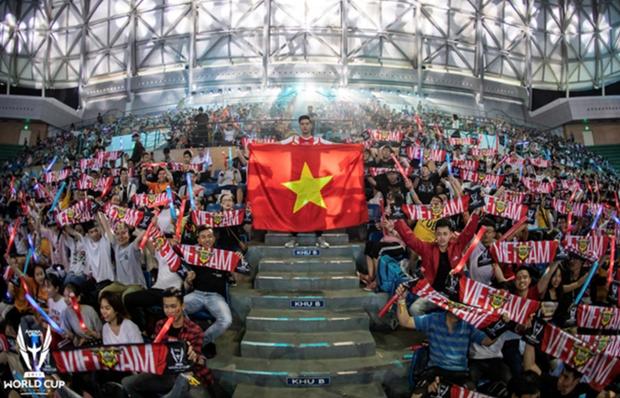 Tiềm năng phát triển thể thao điện tử tại Việt Nam còn rất lớn