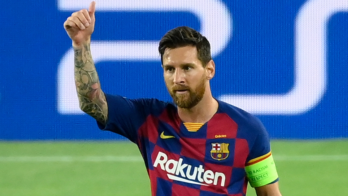 10. Lionel Messi (FC Barcelona) 19 bàn/34 trận.