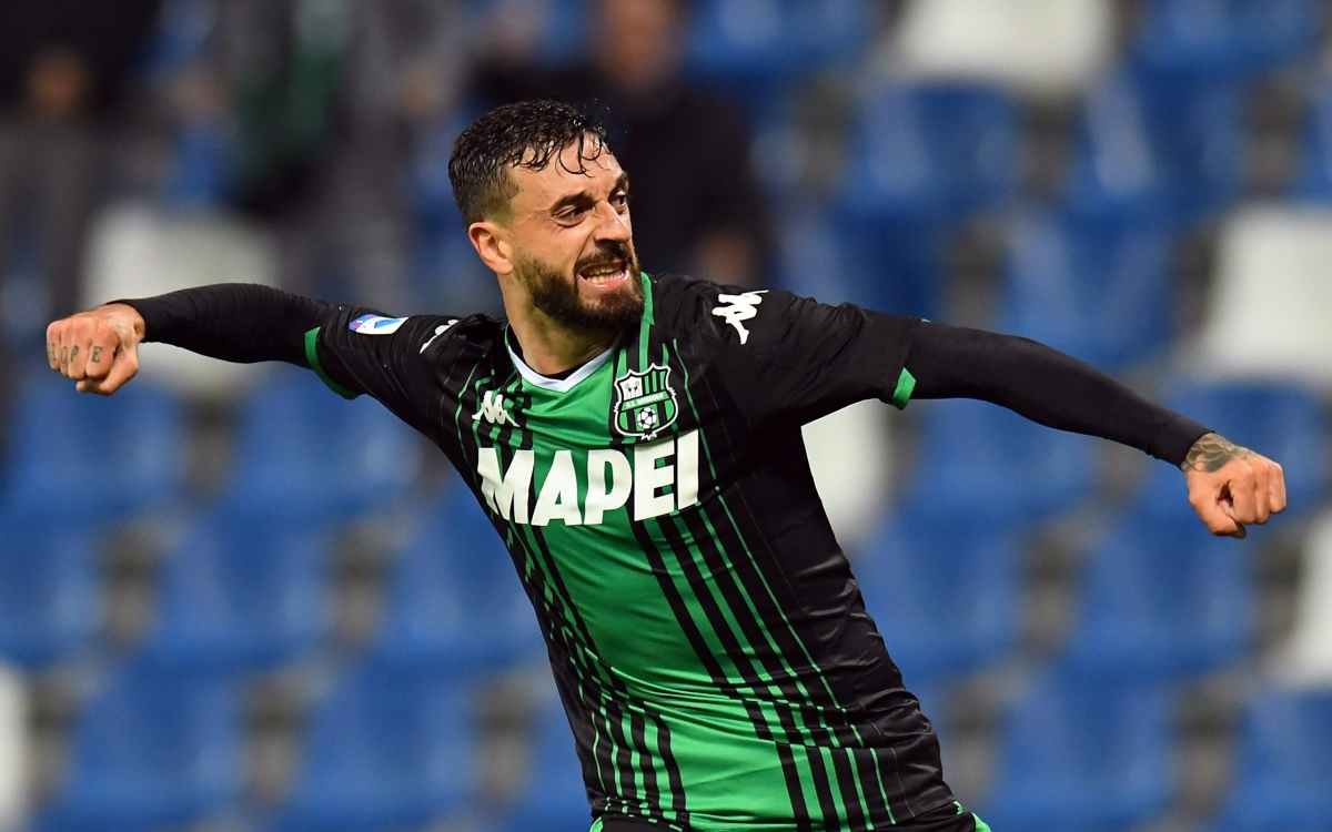 9. Francesco Caputo (US Sassuolo) 19 bàn/30 trận.