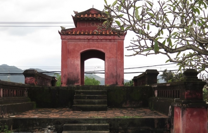 Vẻ đẹp kiến trúc di tích lịch sử quốc gia thành cổ Diên Khánh
