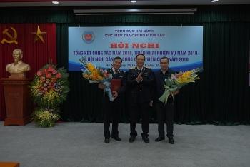 Ông Dương Xuân Sinh nhận nhiệm vụ Phó Cục trưởng Cục Hải quan Lào Cai