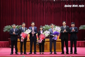 Cục trưởng Cục Hải quan Quảng Ninh được bầu làm Phó Chủ tịch UBND tỉnh
