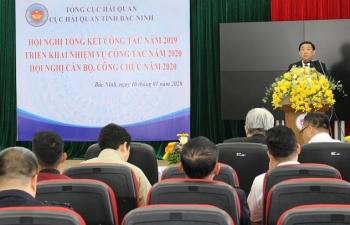 Hải quan Bắc Ninh giải quyết thủ tục cho hơn 1,1 triệu tờ khai