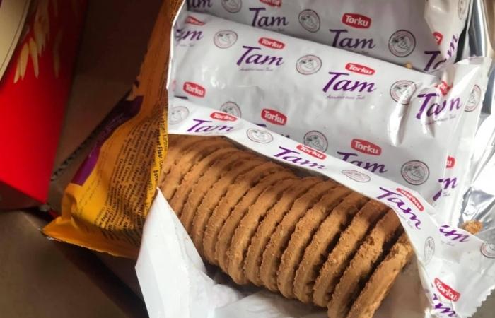 """""""Hô biến"""" hạn sử dụng hơn 3 tấn bánh quy xuất xứ Thổ Nhĩ Kỳ"""