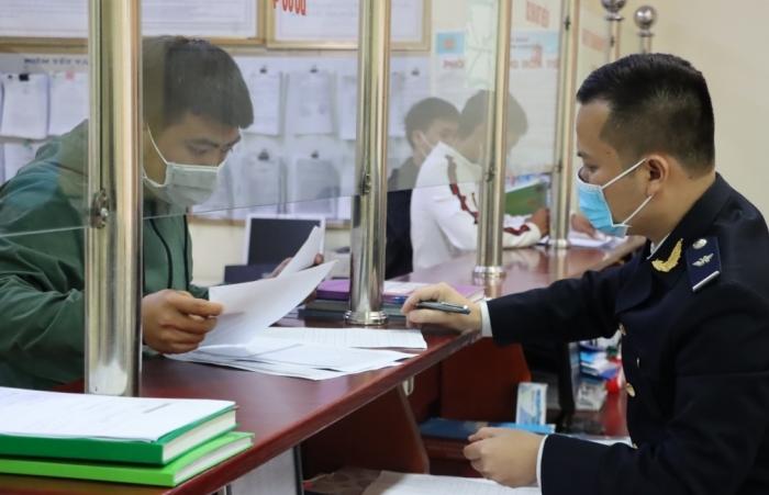 Hải quan Quảng Ninh không để ùn tắc hàng hóa trong dịp nghỉ Tết