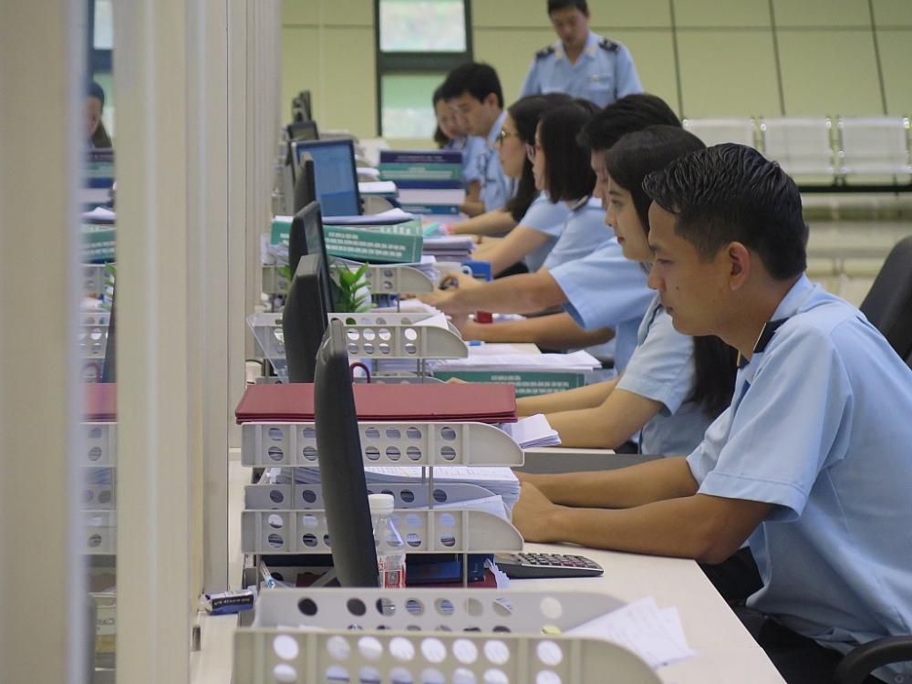 Tổng cục Hải quan đã xây dựng được hệ thống công nghệ thông tin, với dữ liệu được xử lý điện tử tập trung cấp Tổng cục, hoạt động ổn định, thông suốt.