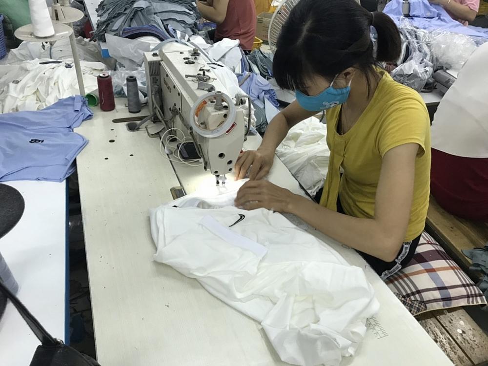 Hoạt động sản xuất tại Công ty Đăng Linh HD.