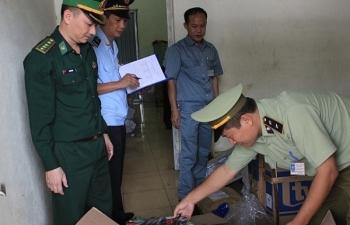 Quảng Ninh: 2 tháng cao điểm, phát hiện gần 1.000 vụ vi phạm
