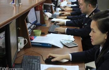 Hải quan Quảng Ninh thu ngân sách 1.450 tỷ đồng qua cảng biển