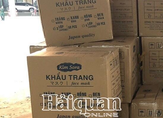 dong y chuyen giao 64700 chiec khau trang de phuc vu phong chong covid 19