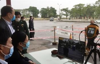 Quảng Ninh: Từ 18/3, 100% người nước ngoài đến tỉnh phải khai báo y tế