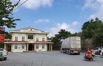 Điện Biên: Tạm thời đóng cửa khẩu biên giới Việt-Lào đến 20/4