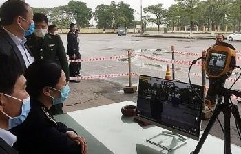 Quảng Ninh: Tạm dừng hoạt động với doanh nghiệp vận tải không chấp hành phòng dịch Covid-19
