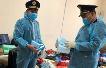 Quảng Ninh: Gia hạn địa điểm kiểm tra hàng hóa tại Công ty Hồng Hải