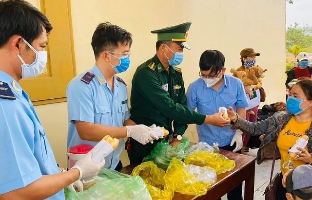 Quảng Trị: Kim ngạch XNK giảm mạnh trong 2 tuần cách ly xã hội