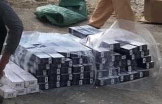 Bị phạt 80 triệu đồng vì vận chuyển 1.490 bao thuốc lá nhập lậu