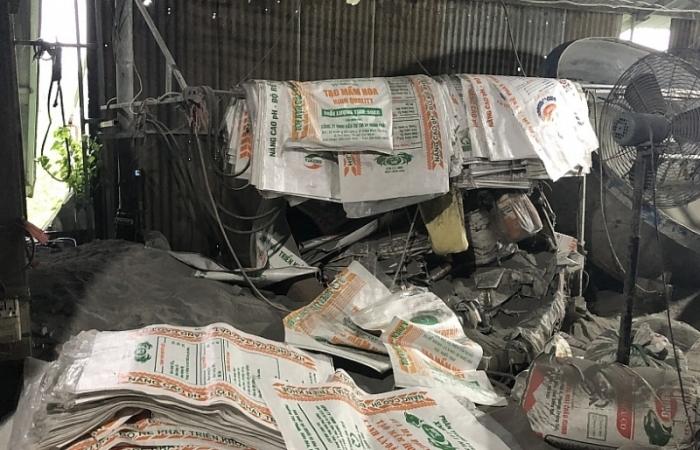 Khởi tố vụ án điểm về sản xuất phân bón giả tại Đồng Nai